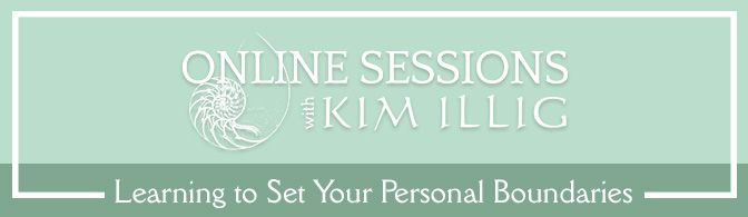Learning to Set Your Personal Boundaries Online Session